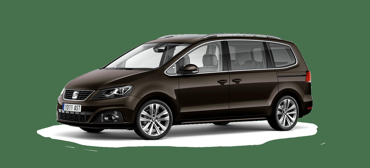 VW Seat Alhambra