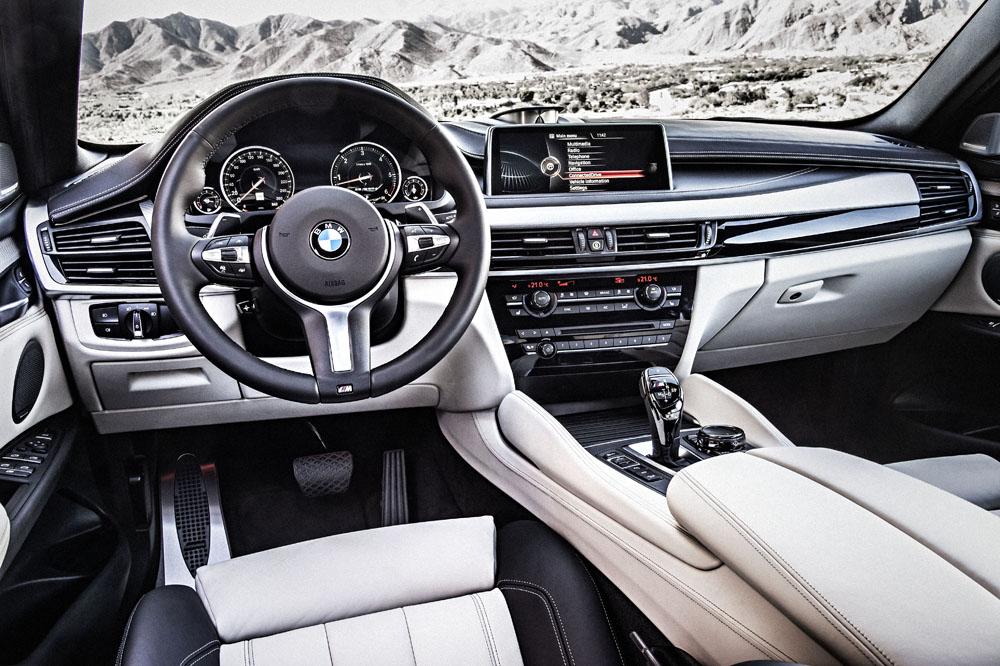 BMW bmw x6 2018