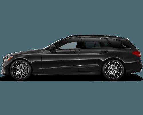 Mercedes C class combi 2018