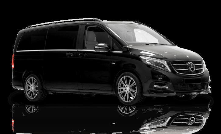 Mercedes V class 2017