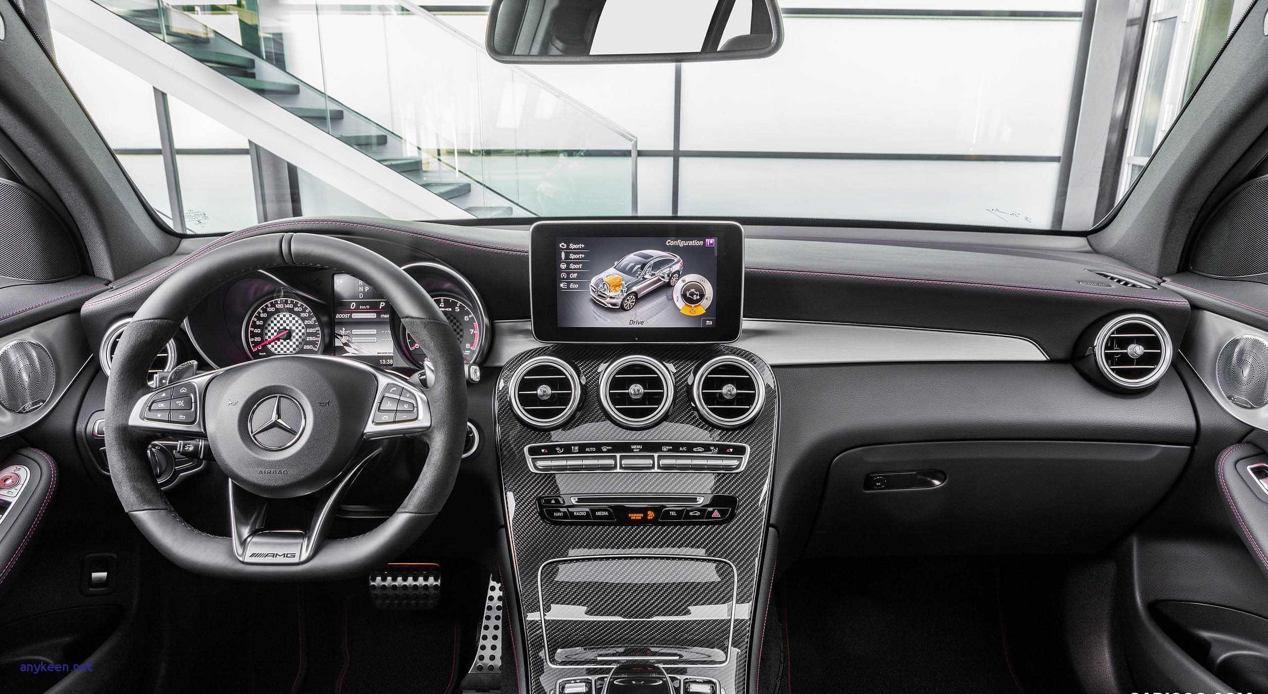 Mercedes GLC AMG 2017