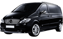 Mercedes Viano 2015 4 door