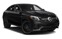 Mercedes GLE Coupe 2017 AMG